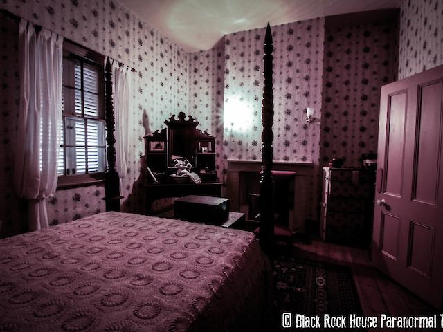 Black Rock House Death Room