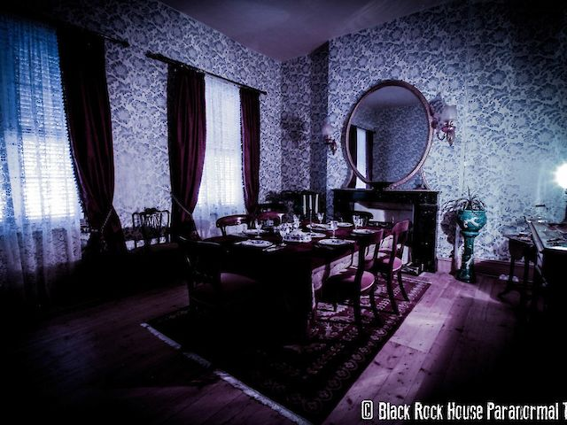 Black Rock House Dining Room