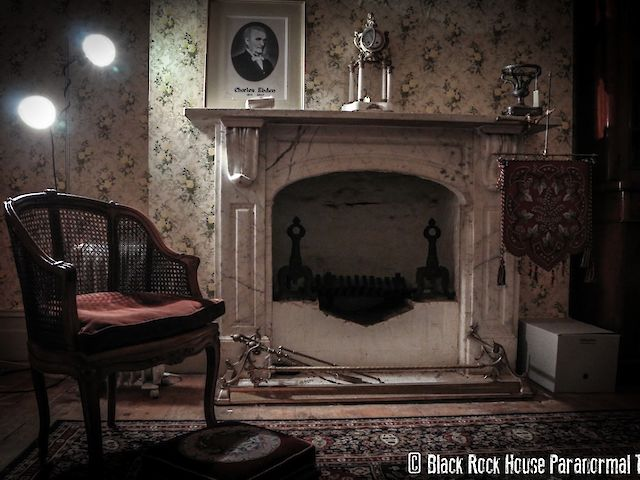 Black Rock House Drawing Room