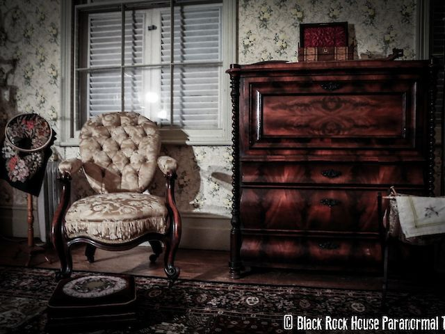 Black Rock House Drawing Room Original Chair