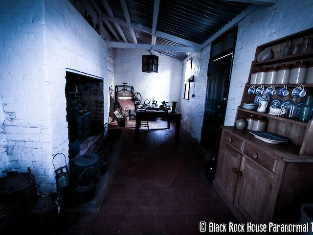 Black Rock House Kitchen