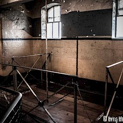 Old Melbourne Gaol Gallows